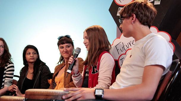 2011 MLOVE TeenCamp