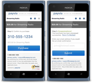 Paying by Mobile Phone Number - MLOVE Mobile Trend Report