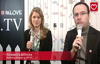 Mobile World Congress 2013 MLOVE TV Interview Alexandra Miltsina, SPB TV
