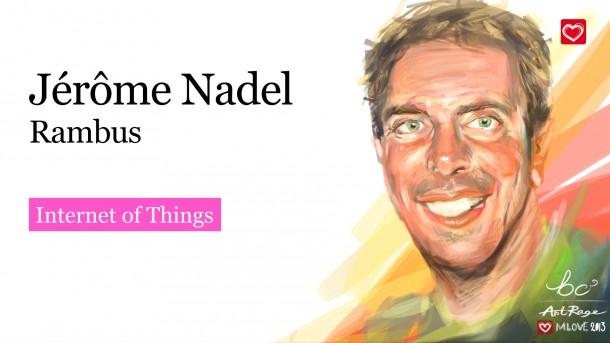 Jerome Nadel, CMO, Rambus